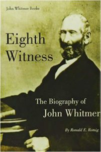 "Cover image of the book ""Eighth Witness"""
