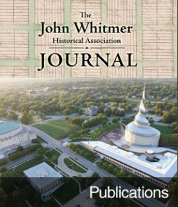John Whitmer Journal: Publications